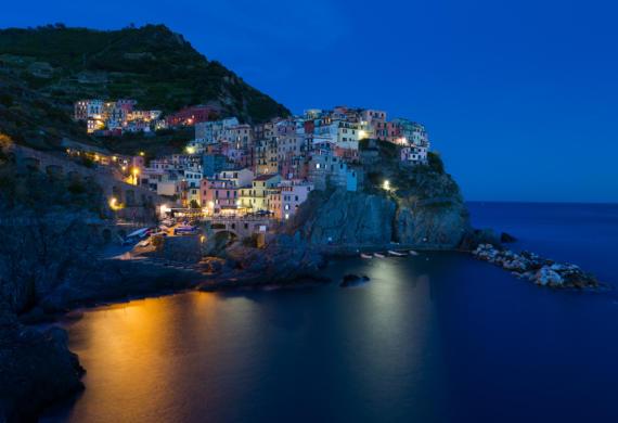 Rowerem przez Włochy: Toskania i Riwiera Liguryjska