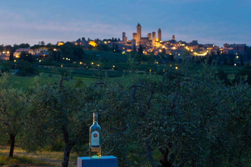 San Gimignano - kulisy powstania zdjęć