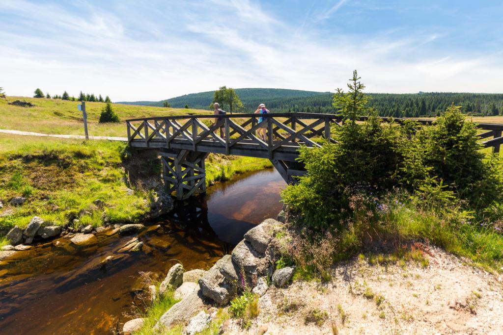 Most na Hali Izerskiej