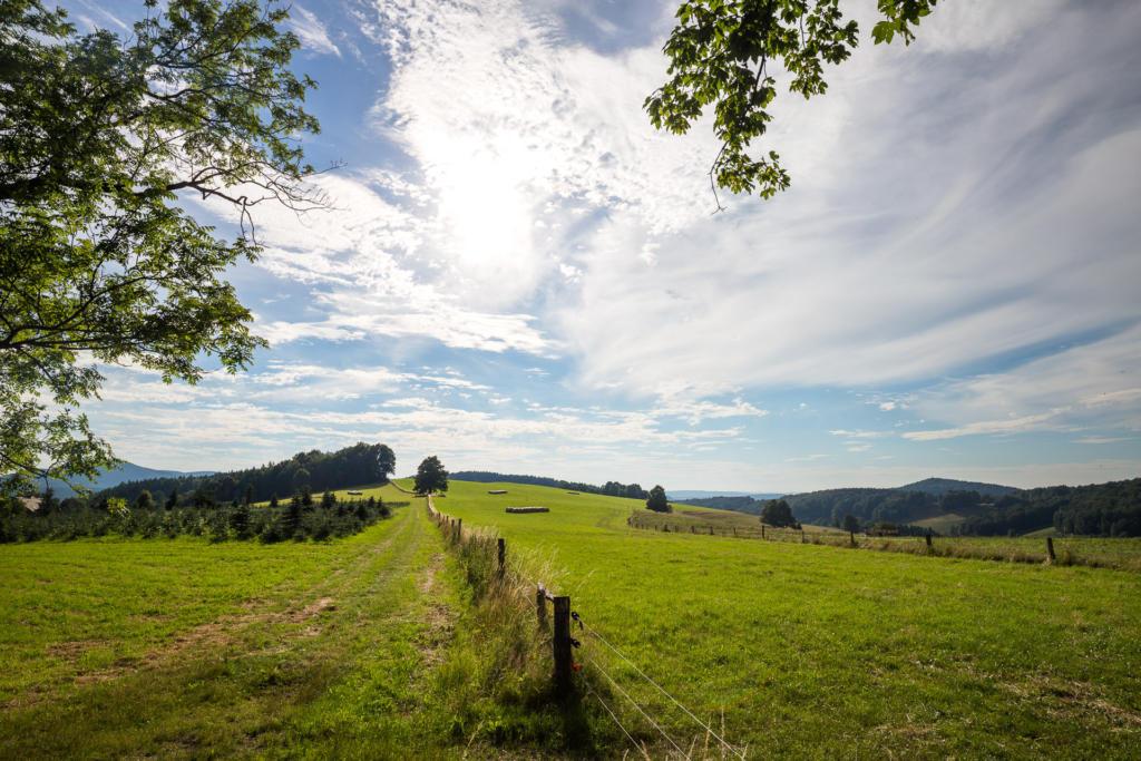 Czeskie krajobrazy