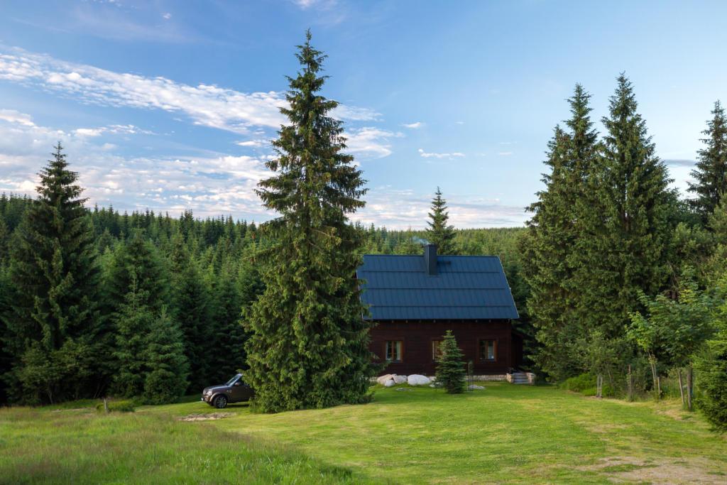 Dom w górach