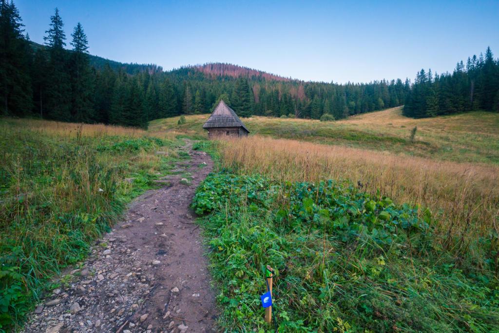 Dolina Olczyska, Tatry