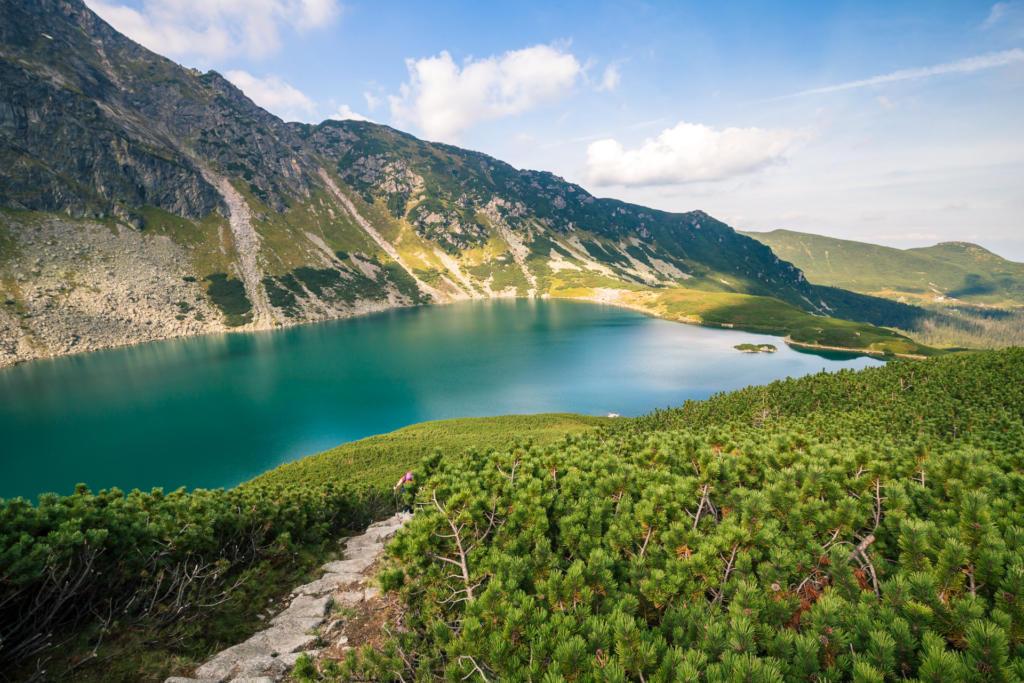 Czarny Staw Gąsienicowy, Tatry