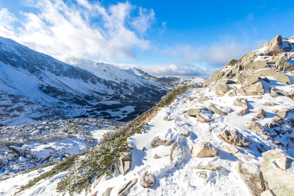 Panorama Doliny Gąsienicowej