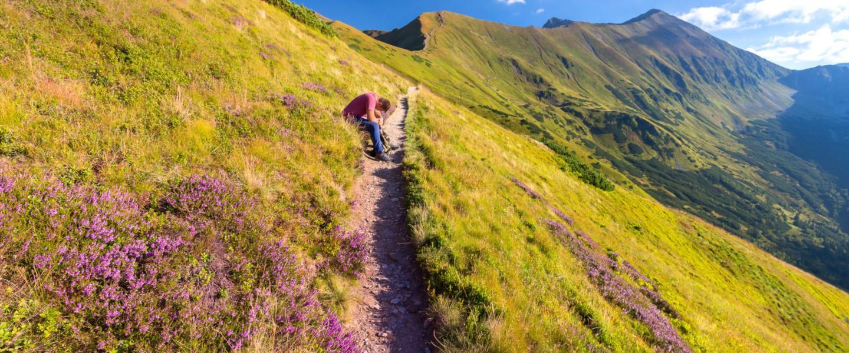 5 najpiękniejszych szlaków w Tatrach Zachodnich