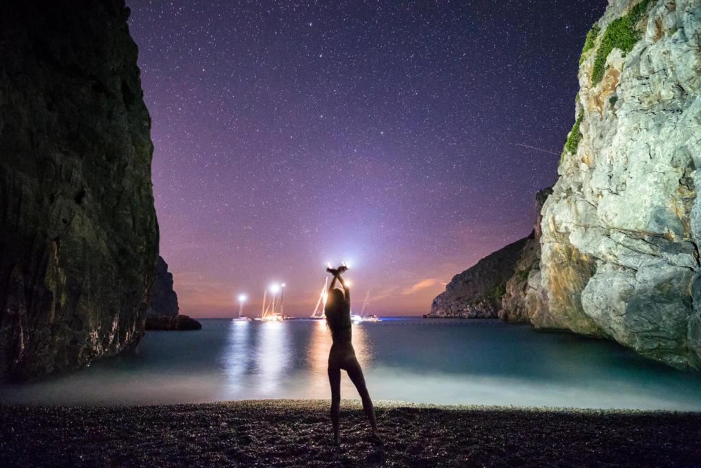 Sa Calobra Beach, Majorka