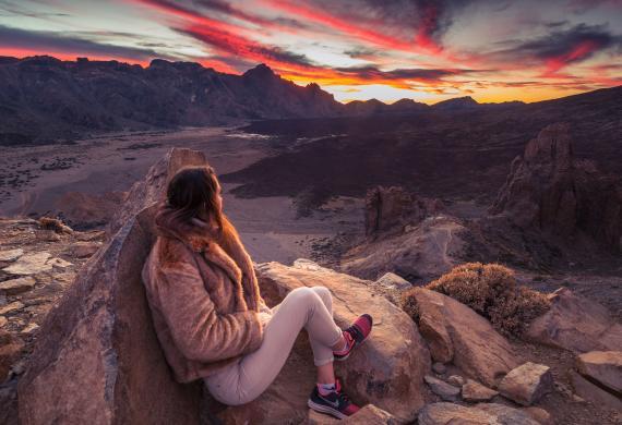 10 sposobów na aktywne zwiedzanie Teneryfy