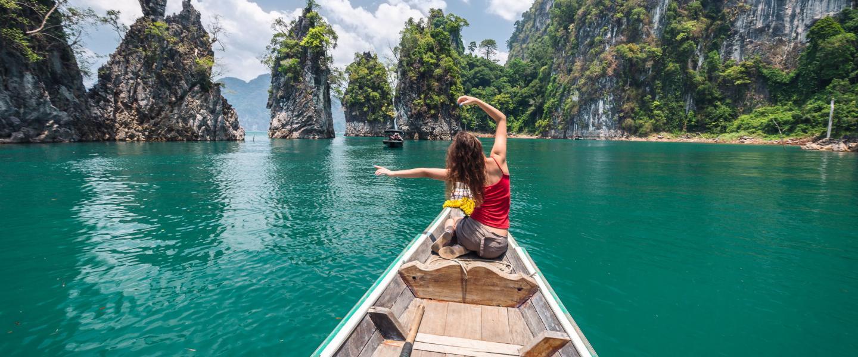 5 powodów dla których warto odwiedzić Khao Sok National Park